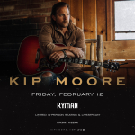 Pickin' Party – Kip Moore at the Ryman