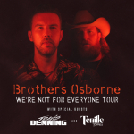 Just Announced: Brothers Osborne at Ascend Amphitheater!