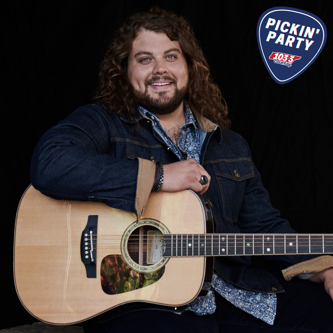 Pickin' Party with Dillon Carmichael – 6/12