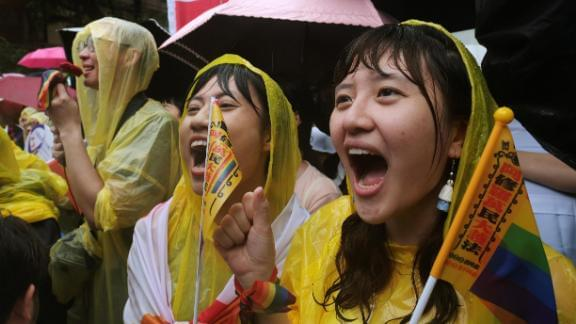It's Official: Same-Sex marriage legal in Taiwan …