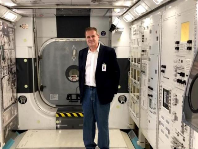 NC Doctor Helps Treat Astronaut