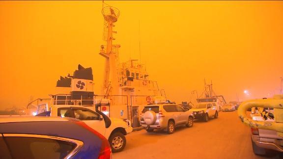 'Apocalyptic' Scene In Australia