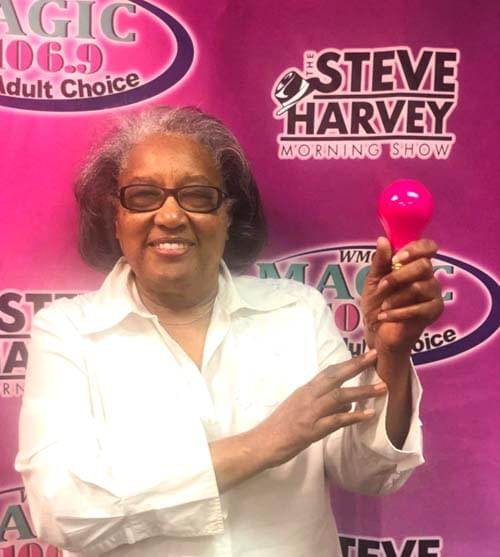 Miss Gladys Hill moved to Fayetteville in 2012 from Bristol Connecticut. She is the founder and CEO of Light up Fayetteville In Pink, a 501 C3 that helps women in our community fight breast cancer. She volunteers with the American Red Cross, the VA Hospital, Operation In As Much, Fay State U Book Store and St Jude's.  All funds she raises through hard work and dedication go to the Cape Fear Valley Hospital Friends of the Cancer Center, to assist woman who cannot afford mammograms due to financial hardship or other life circumstances.   She is proud to say the city of Fayetteville lights up the Market House pink for the month of October and is thankful to all the individuals and companies who have purchased pink lightbulbs from her- also thanks to the Up and Coming Weekly, Fayetteville Observer and Cumulus Broadcasting for the support. Mid-South Lighting is the company that donates  the pink lightbulbs and she is overwhelmed with gratitude for their kindness.     Feel free to contact Miss Gladys at 910-339-7231 or LightUpFayettevillePink on Facebook.