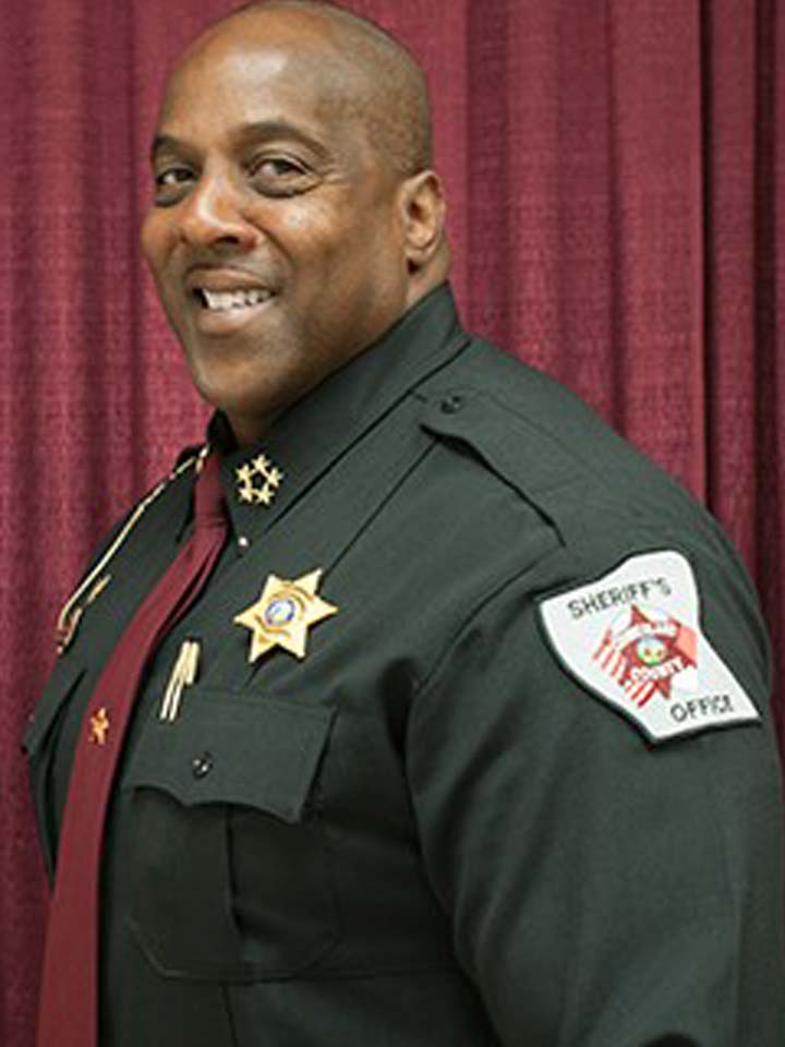Sheriff Ennis Wright