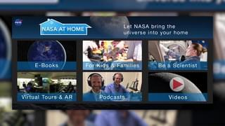 Kids have cabin fever? NASA has something for you!