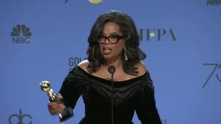 Oprah Hosts Townhalls on Race