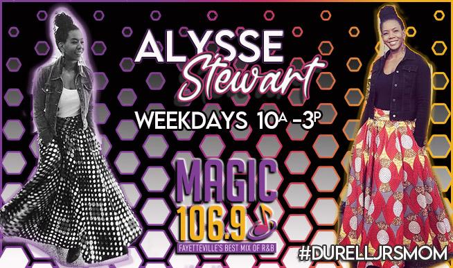 Alysse Stewart