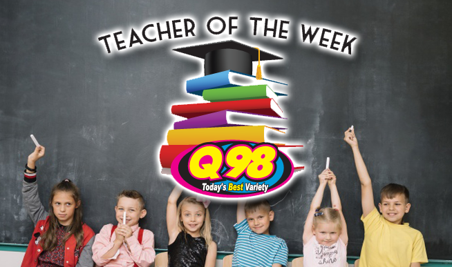 Nominate A Teacher Of The Week