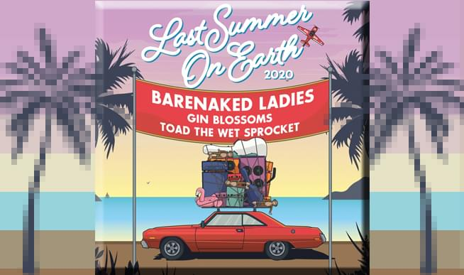 Win tickets to see the Barenaked Ladies!