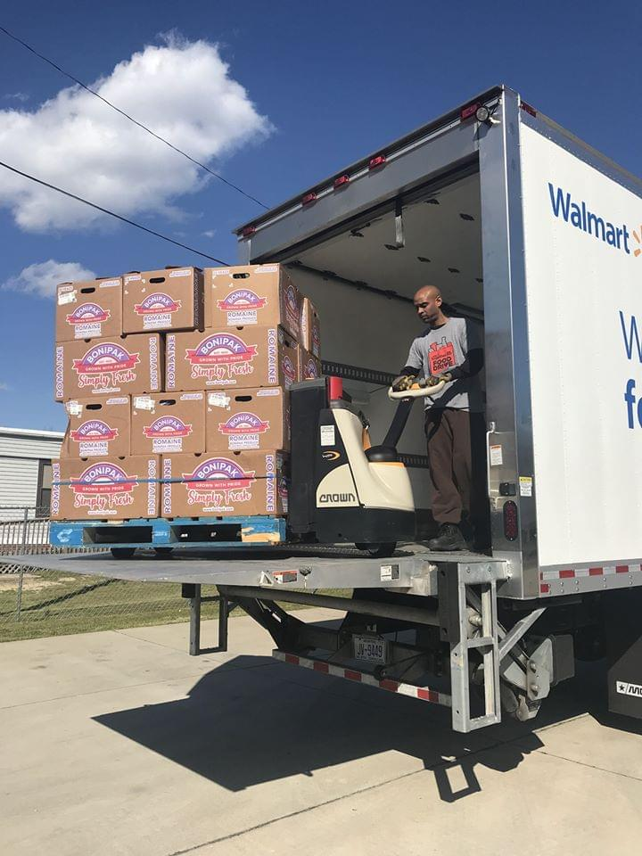 DRIVE THROUGH FOOD DRIVE TO SUPPORT SECOND HARVEST