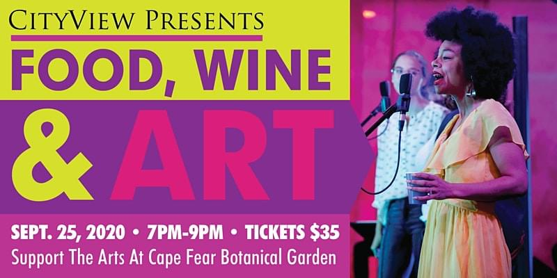 CITY VIEW POSTER FOOD WINE AND ART 2020