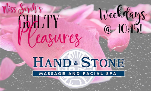 A massage or facial could be yours!