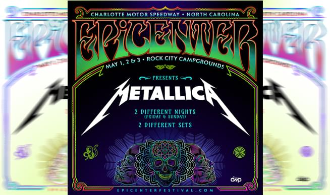 WIN TICKETS TO EPICENTER