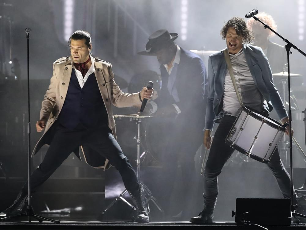 "Watch For King & Country Bring the Noise With Rousing Performance of ""Little Drummer Boy"" at ""CMA Country Christmas"" TV Special"