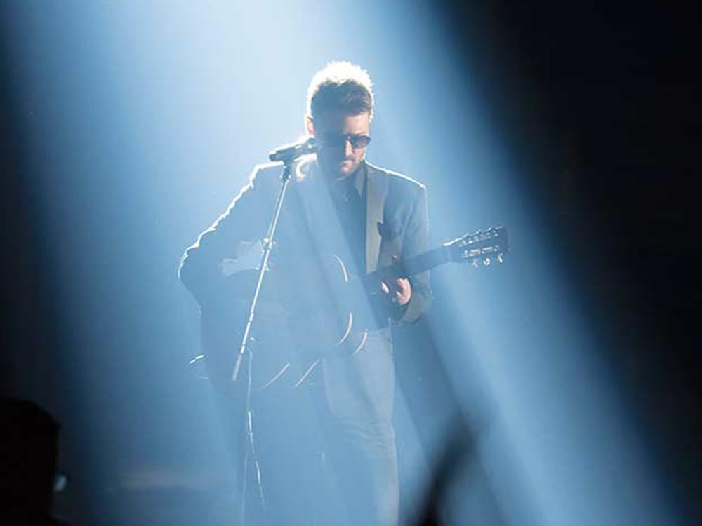 """Watch Eric Church Honor John Prine With Cover of """"Long Monday"""""""