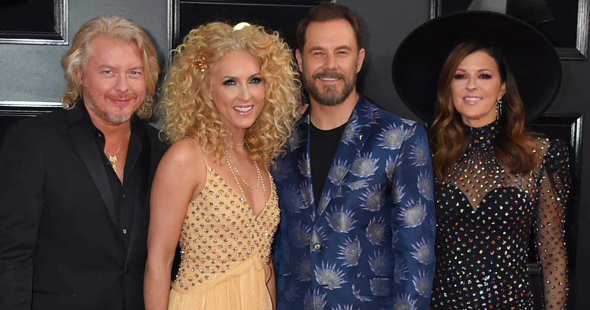 "Watch Little Big Town's Spirited Performance of ""Wine, Beer, Whiskey"" on ""The Tonight Show"""