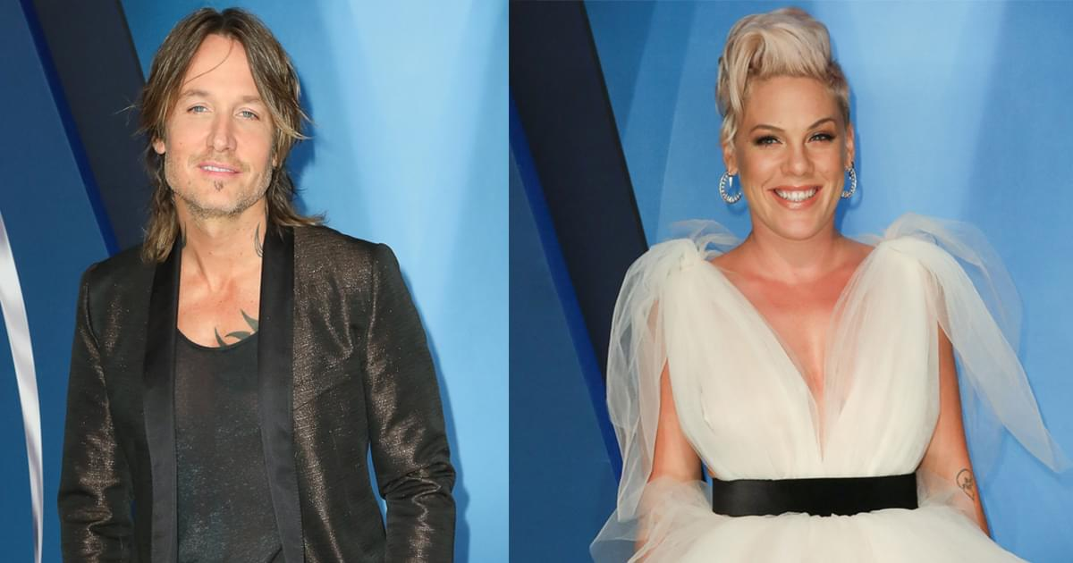 "Jam! Listen to Keith Urban & Pink's New Duet, ""One Too Many"""