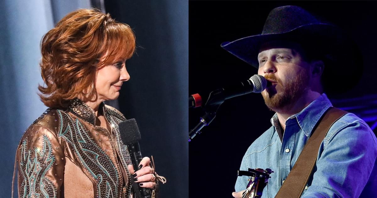 "Cody Johnson & Reba McEntire Team Up for New Duet, ""Dear Rodeo"" [Listen]"