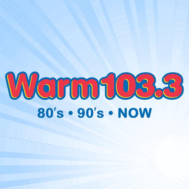 WARM 103.3 – 80s. 90s. NOW.