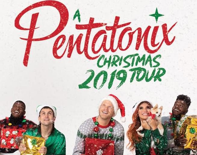 A Very Pentatonix Christmas Tour coming to the GIANT Center on December 12