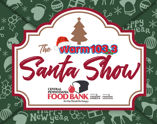 The Santa Show on WARM 103.3