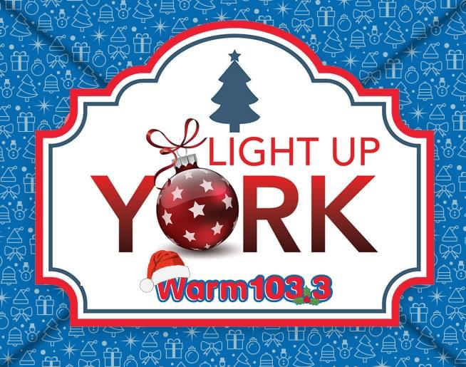 Join Liz & Chris for Light Up York on December 7th