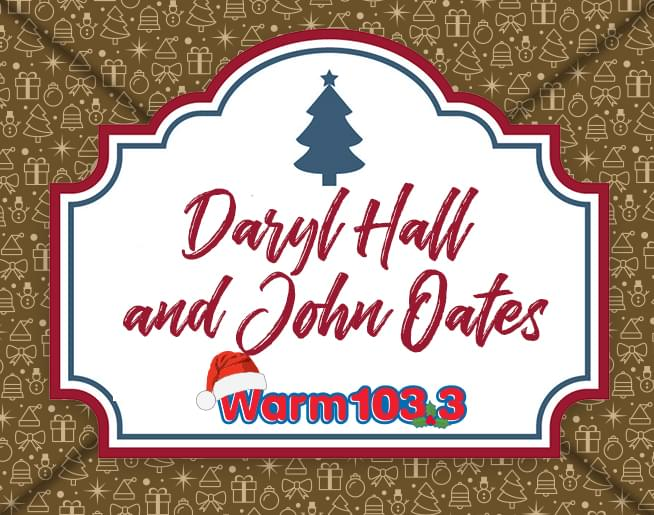 Daryl Hall & John Oates at GIANT Center on February 26th