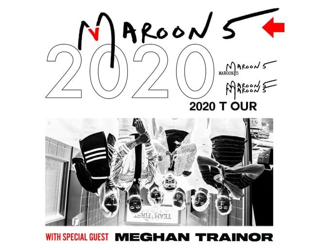 Maroon 5 at Hersheypark Stadium on September 5th