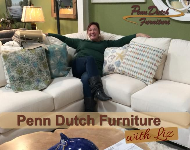 Penn Dutch Furniture with Liz