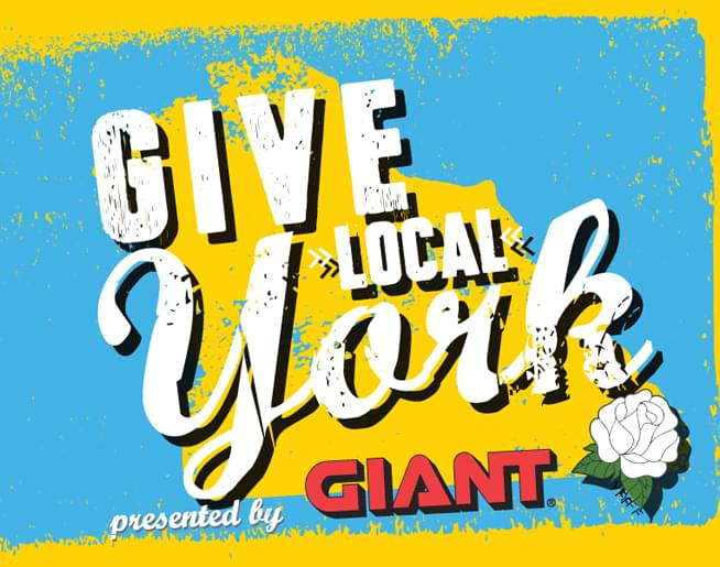 Support Give Local York 2020 on Friday, May 1st