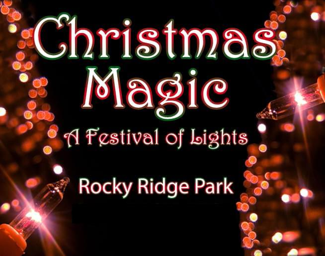 Christmas Magic: A Festival of Lights