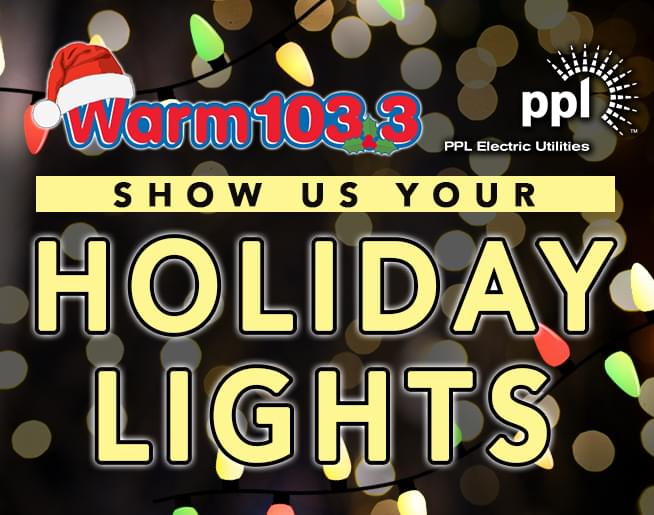 Show us your Holiday Lights and WIN!