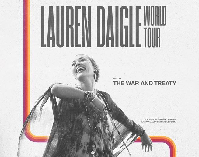 Lauren Daigle at Giant Center – NEW DATE: November 12, 2021