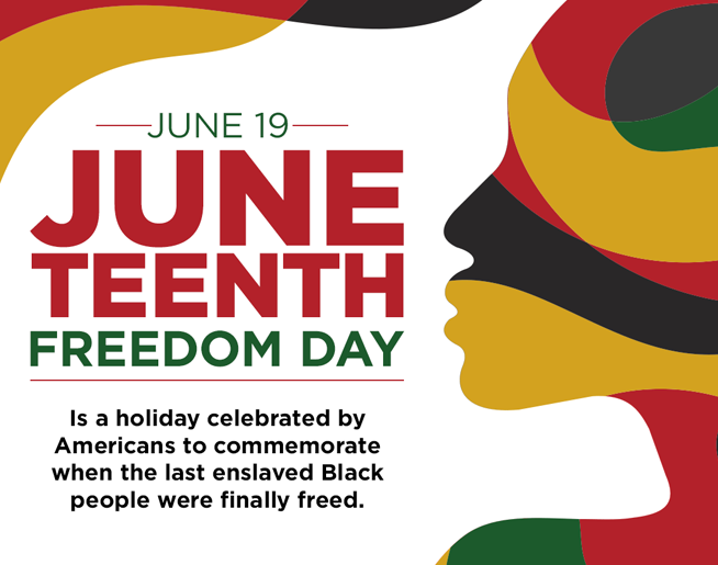 Celebrate Juneteenth Freedom Day in Central PA