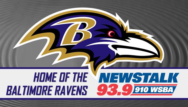Baltimore Ravens Football on WSBA