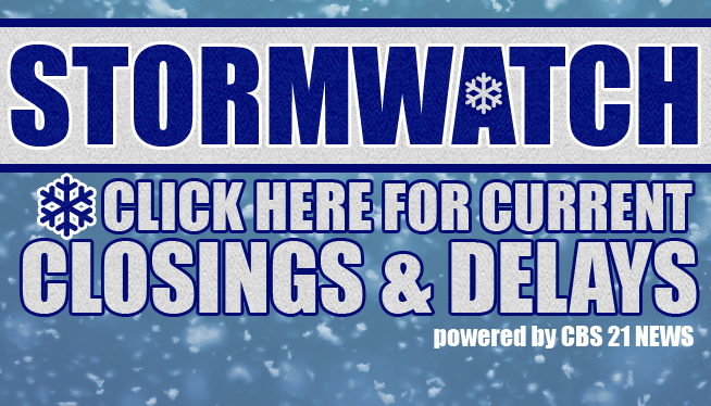 STORMWATCH – Closings and Delays