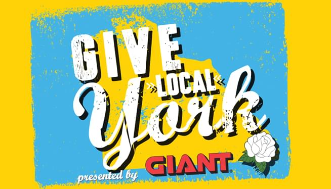 Support Give Local York 2021 on Friday, May 7th