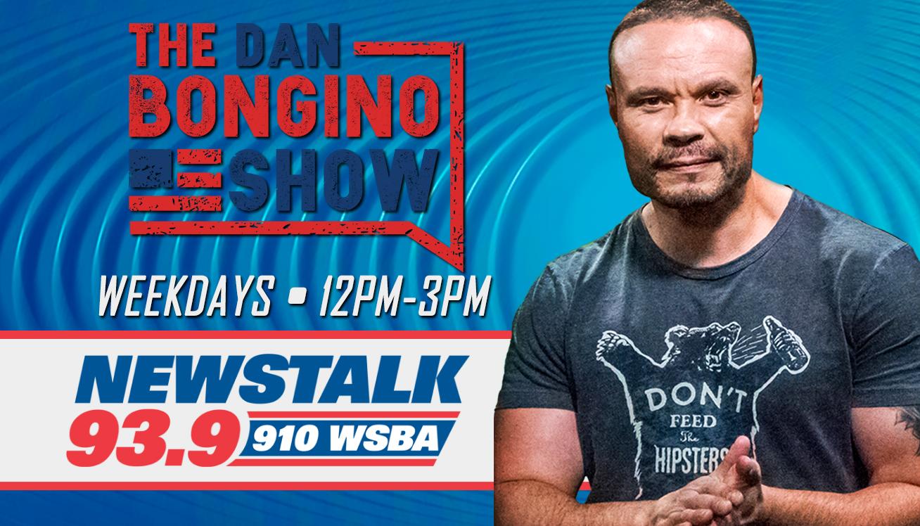 The Dan Bongino Show on WSBA