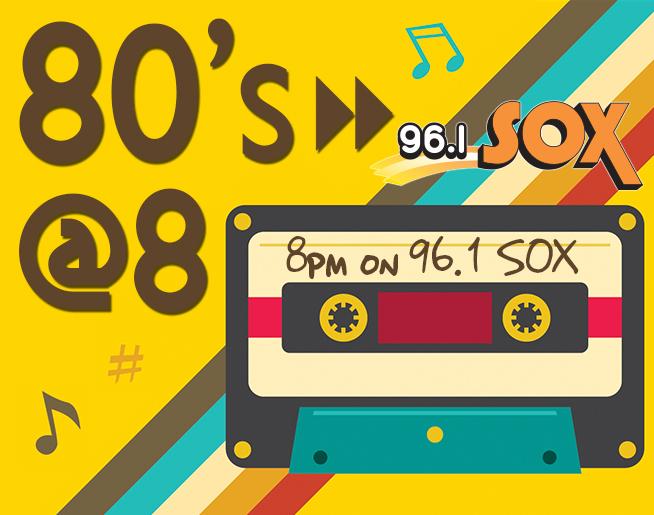 80's at 8