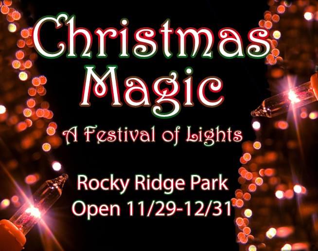 Christmas Magic: A Festival of Lights