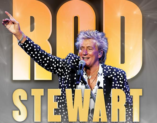 Rod Stewart with Cheap Trick at Hersheypark Stadium on July 31st