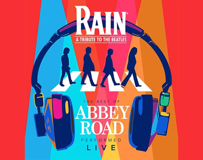 Win Tickets to RAIN: A Tribute to The Beatles at Hershey Theatre