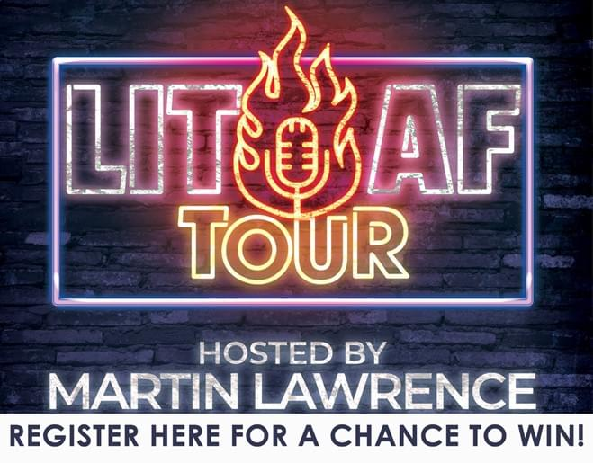 Win Lit AF Tour Tickets