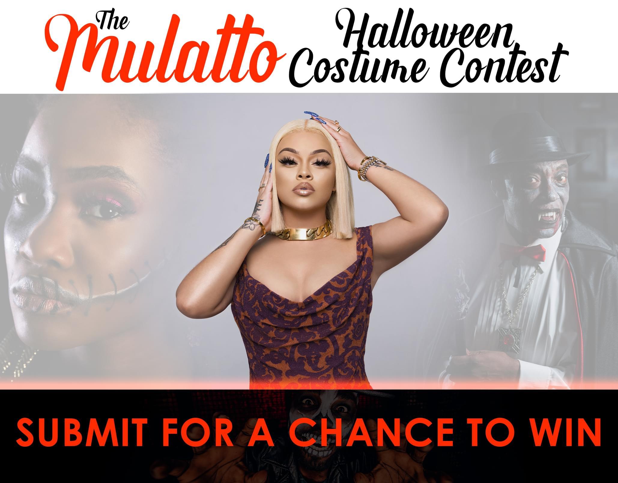 Mulatto Halloween Costume Contest