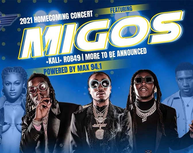 Southern University Homecoming Concert 2021