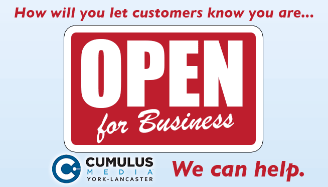 Is your Business Ready to Re-Open? We can help.