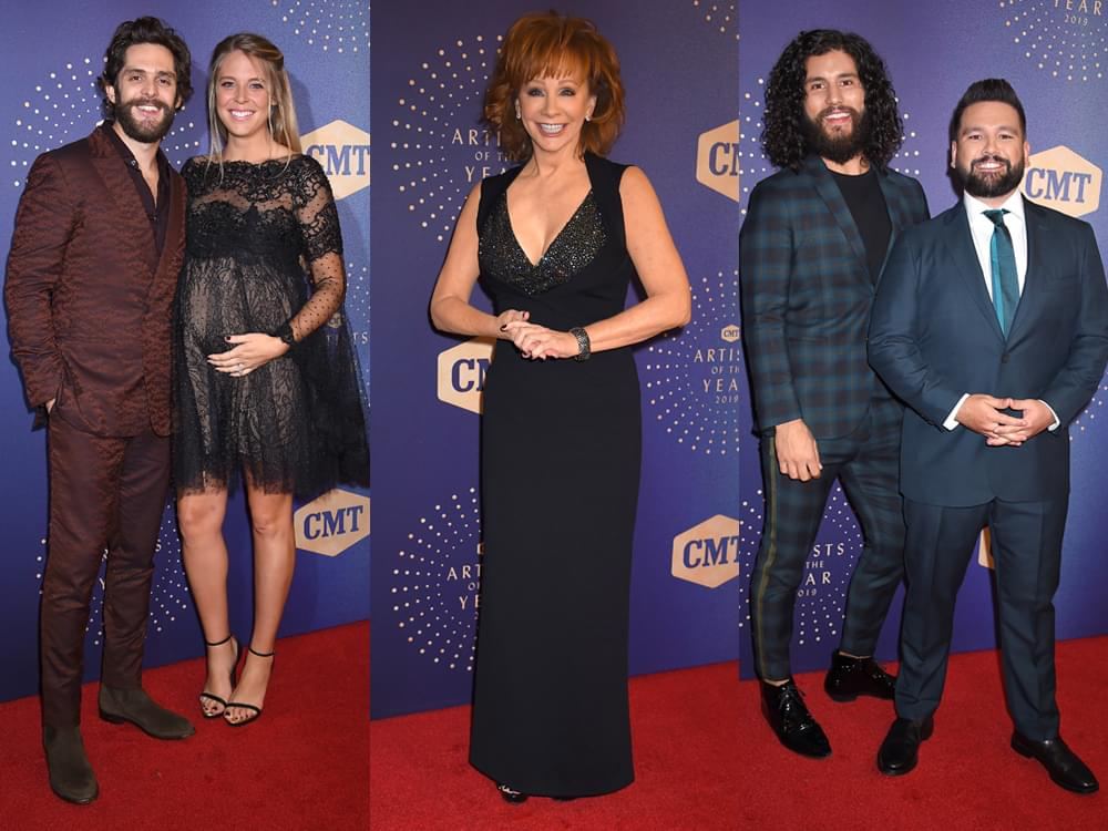 CMT Artists of the Year Recap & Red Carpet Photo Gallery