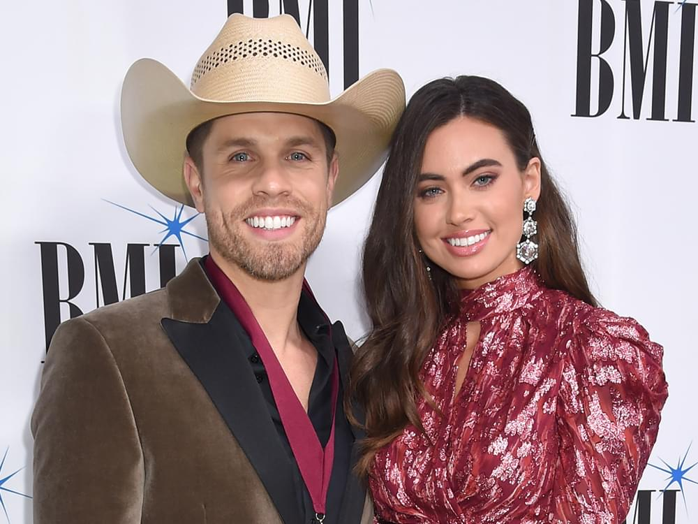 Dustin Lynch Opens Up About Model Girlfriend, Kelli Seymour