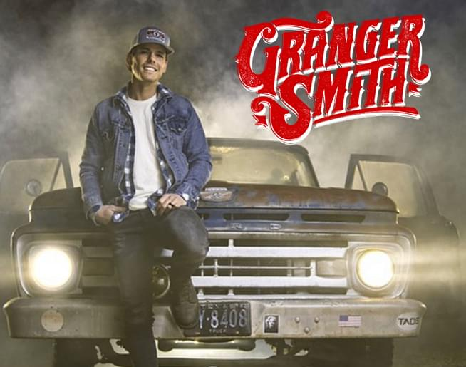 Granger Smith at Chameleon Club – NEW DATE: Friday, October 2nd