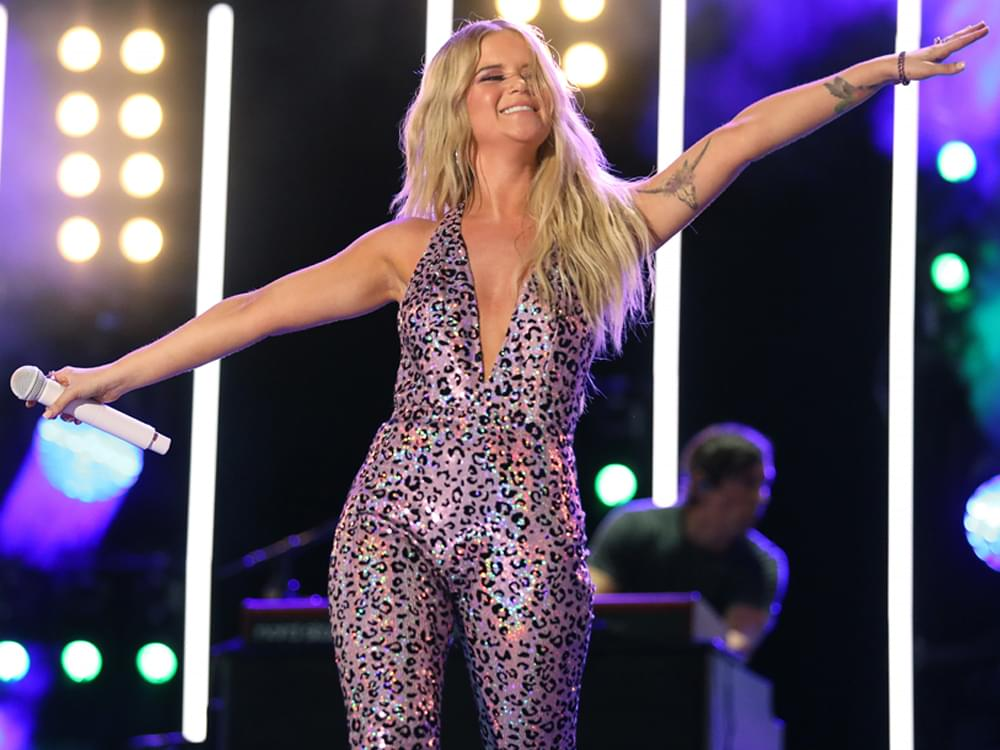 """Maren Morris' """"The Bones"""" Tops Country Charts for Second Consecutive Week"""